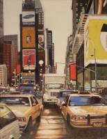 Baratta Luigi - New York: Time Square